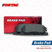 Brake Pad Kampas Rem Depan Brio Satya Jazz Old 81AF1-018