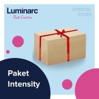 Luminarc Paket Set Piring Intensity