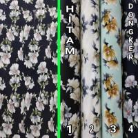 bahan kain katun jepang 4 warna