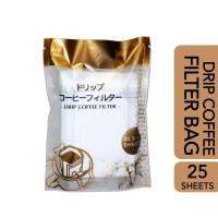 WoCA Filter Bag Kopi Drip 25 pcs