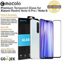 Mocolo Tempered Glass Xiaomi Redmi Note 8 Pro / Note 8 - Anti Gores