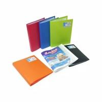 Bantex Display Book Clear Holder Sheet Protector Size A4 - 10 Lembar