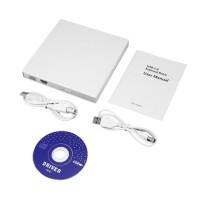 TERBARU Drive CD / DVD Player External Combo USB untuk PC / Laptop