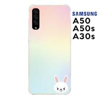 Casing Samsung Galaxy A50s A30s A50 Softcase Anticrack Kelinci Lucu 17