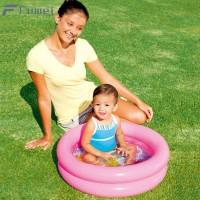 Ban Kolam Renang Inflatable Bentuk Bulat untuk Bayi