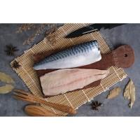 Ikan Saba / Makarel / Mackerel Fillet - Daging Tebal TERBAIK
