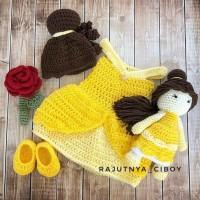 BAJU RAJUT BAYI / COSTUM / PROPERTI FOTOGRAFI / BABY PHOTOSHOOT belle
