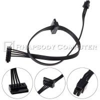 Kabel Power Supply Mini 4 Pin to 2 SATA for Lenovo M410 M610 M415