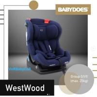 Car Seat Kursi Mobil Bayi & Anak BabyDoes WestWood CH LB 873 SN