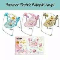 Swing babyelle ayunan bayi otomatis
