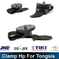 Holder Clip Clamp Tongsis Attanta Monopod GoPro Xiaomi for Smartphone