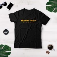 KAOS RWB RAUH WELT BEGRIFF JAPAN PORSCHE T-SHIRT RACING OTOMOTIF MOBIL