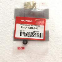 Rubber Clutch Dumper Karet Kampas Ganda Honda ORI AHM 22804GB2880