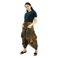 Celana Batik Jelmi Long Pants Aladin Jogger Wanita