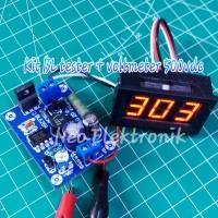 backlight led tv zener tester kit module plus voltmeter