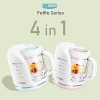 Makassar - Oonew Petite BabyPurée Baby Food Processor 4 in1 Steamer