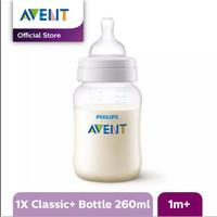 Philips Avent SCF563/18 Botol Classic Plus PP 260ml Shrink Wrap