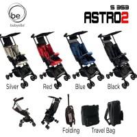 Stroller Baby Elle Astro S350 Stroler Cabin Size Kereta Dorong Bayi