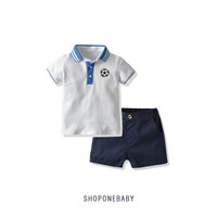 Set Kids Polo Soccer Ball Pakaian Style Anak Baju Celana Rumah Boy MAX
