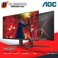 AOC 24G2E5 / AOC Gaming Monitor 24G2E5 IPS 1Ms 75Hz FDP 1080P