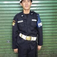 Promo Murah Baju Stelan PDH SATPAM Stelan PDL Security XXL | Stelan