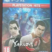 Yakuza 0 PS4 Reg 2 Bekas