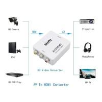 Converter Mini AV To HDMI - RCA AV To HDMI - Mini AV2HDMI