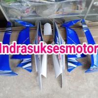 cover body belakang berikut sayap depan motor honda supra fit new