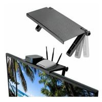 Screen Top Shelf Stand Tv Rack Holder TV LCD Bracket Screen Caddy