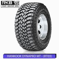 FREE PASANG Hankook Dynapro MT RT03 Ukuran 265/75 R16 Ban Mobil STRADA