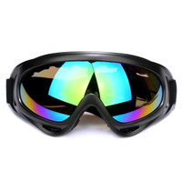 TaffSPORT Kacamata Pelindung Goggles untuk Motor/Olahraga UV400 - X400