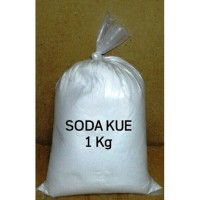 Natrium Bikarbonat / Baking Soda / Soda Kue Teknis Kemasan 1 Kg
