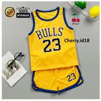 (6bln - 2thn) COD Setelan Baju Oblong Anak / Setelan Oblong Basket