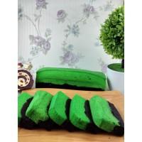 Brownies Pandan Kukus Cocok untuk Sajian Arisan / Kue Lembut