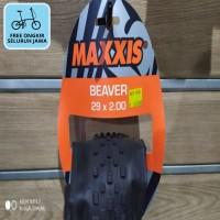 Maxxis Beaver 29 x 2.00 ban luar sepeda gunung or MTB FREE ONGKIR