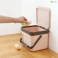 Trash Can Kitchen Wall Mounted Garbage Bin Recycle Compost Bin