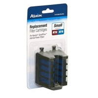 Aqueon Quietflow Internal Filter Cartridge Small 4Count