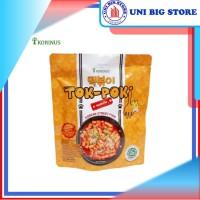 Korinus Tokpoki K-Bunsik Spicy 140Gr Tteokbokki Toppoki Topokki Korean