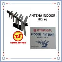 ANTENA /ANTENNA TV DIGITAL DALAM INDOOR MODEL PF HD.14 HD14