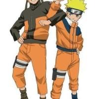 Ready Stock Baju Jaket Naruto Kostum Super Hero Marvel Anak - L Promo