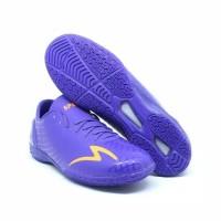 PROMO!! Sepatu Futsal Specs Accelerator Exocet IN-hitam biru merah