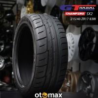 Ban Mobil GT Radial SX2 215/40 R17 83W