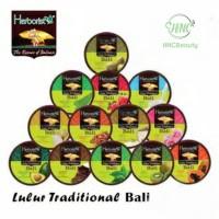 (BPOM) HERBORIST Lulur Tradisional Bali 100gr Kecil