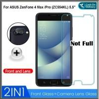 Tempered Glass Asus Zefone 4 Max Pro Anti Gores Kaca