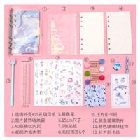 3J - Paket Set diary unicorn lengkap note book - leegong