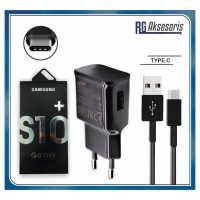 CHARGER SAMSUNG S10 + Original 100% Qualcomm 3.0 Fast Charging TYPE C