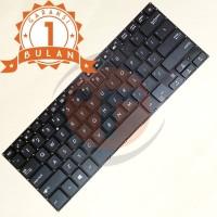 Keyboard Asus Vivobook 14 A411 A411Q A411QA A411U A411UA A411UF Black