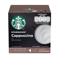 Dolce Gusto Starbucks Cappuccino Coffee Capsules with Milk