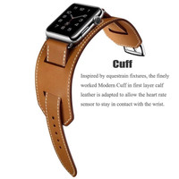 Strap Apple Watch Hermes iWatch Bracelet IWO 38 mmm & 42 mm