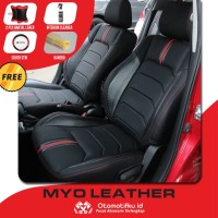 Sarung Jok mobil APV Otomotifku Berkualitas Bahan Myo Leather Original